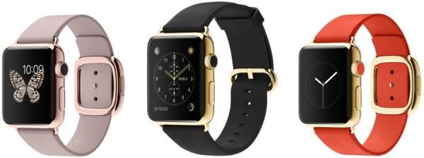 Продажи Apple Watch превысили три миллиона единиц