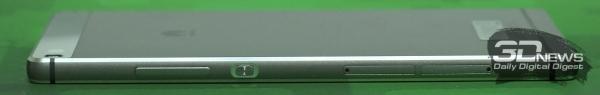 Huawei P8 – правый торец