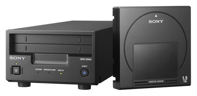 """Холодные данные помогут Sony возродить бизнес оптических дисков"""""""