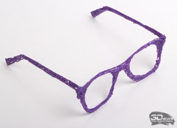 Хипстерские очки специально для редакции