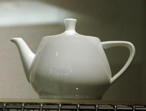 Прототип самого известного чайника в трехмерной графике