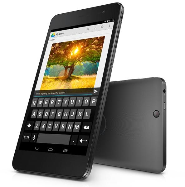 Выпущен планшет с телефонной функциональностью