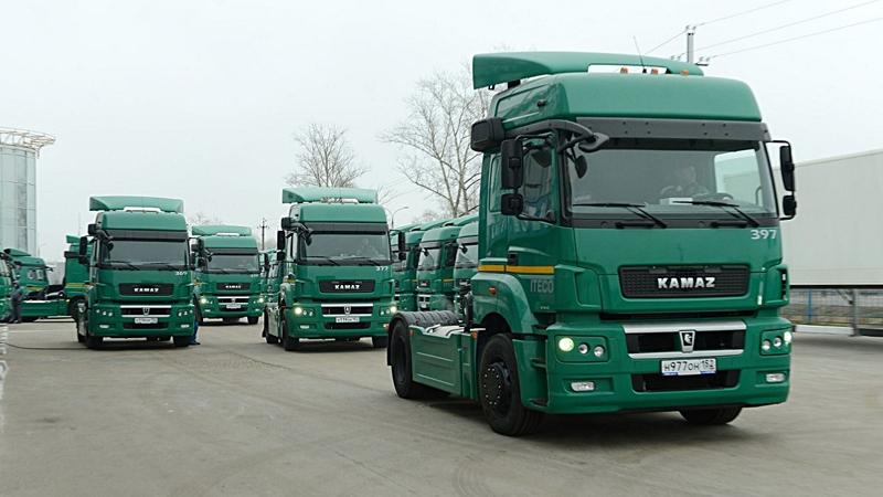 «КАМАЗ» разработает экологически чистый грузовик