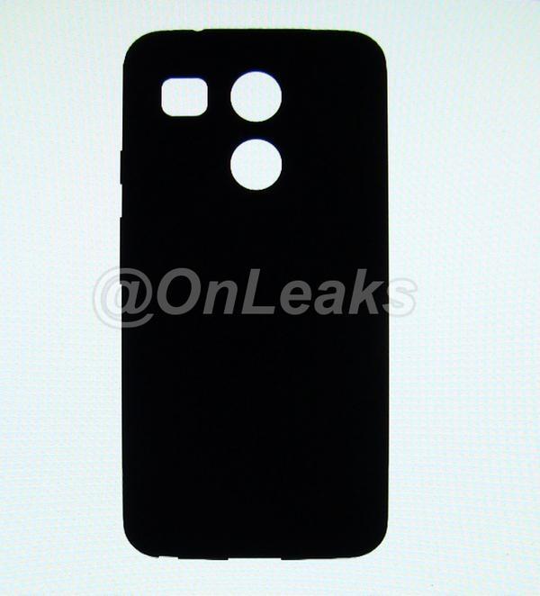Эскиз производителя чехлов подтверждает двойную тыльную камеру у LG Google Nexus