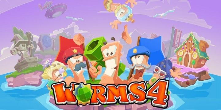 Команда Team17 анонсировала новую игру Worms WMD
