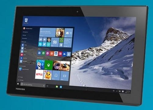 Новинки с Windows 10