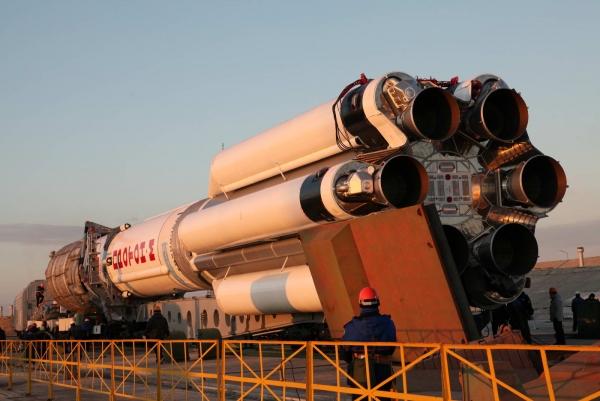В течение четырёх месяцев Роскосмос запустит шесть «Протонов»