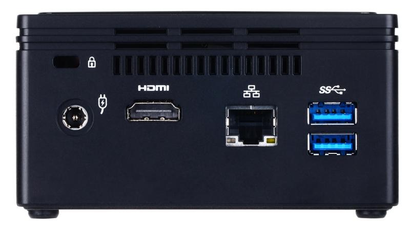 Безвентиляторный неттоп Gigabyte BRIX GB-BACE3000 представлен официально