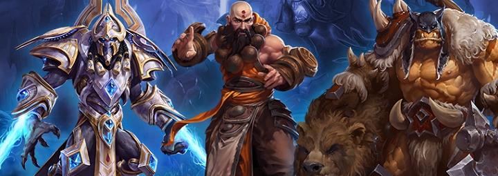 """Gamescom 2015: Heroes of the Storm пополнится тремя новыми героями и картой"""""""