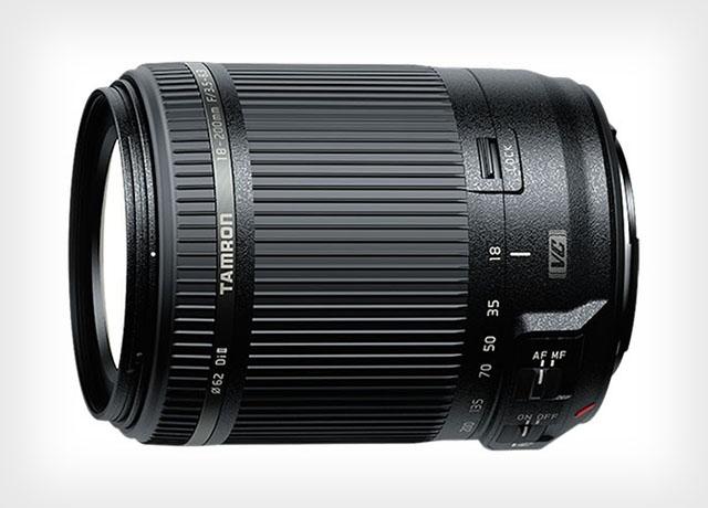 Tamron представила новый объектив 18-200mm F