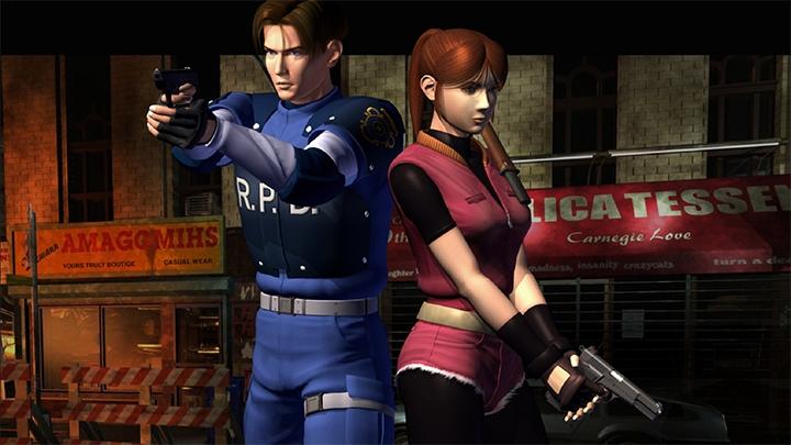 """Capcom официально подтвердила разработку ремейка Resident Evil 2"""""""