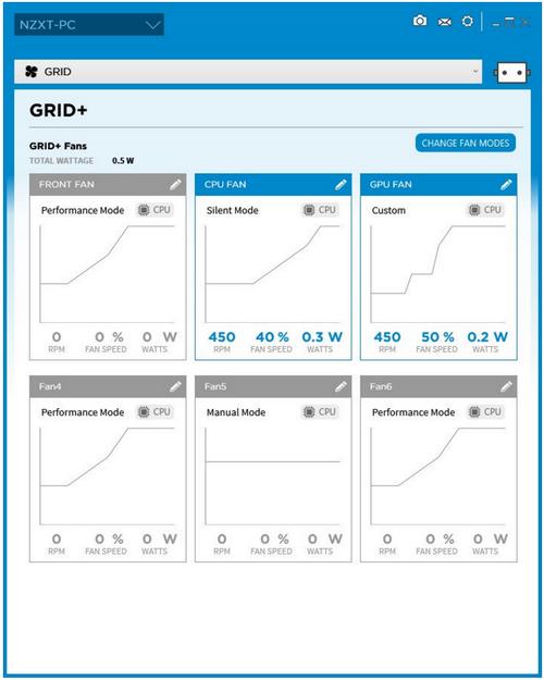 NZXT GRID+ V2: новая система управления вентиляторами