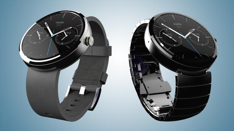 """СМИ: смарт-часы Moto 360 второго поколения дебютируют на выставке IFA 2015"""""""