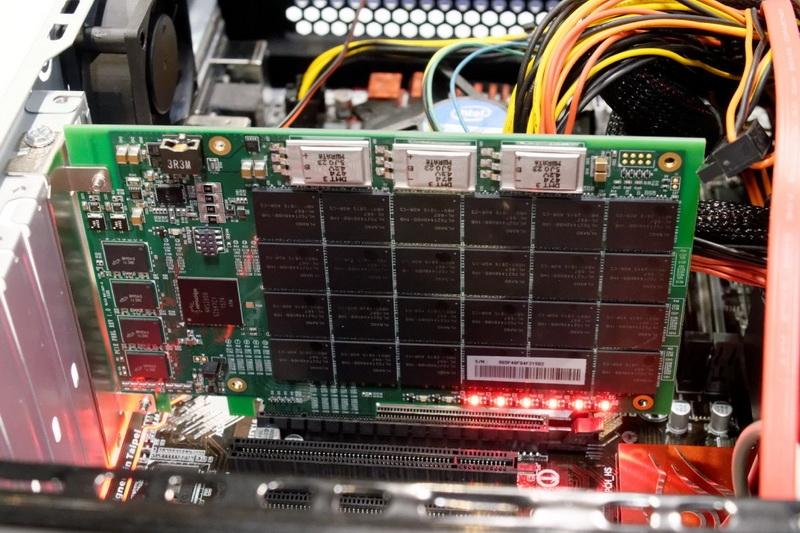 Novachips обещает SSD ёмкостью более 16 Тбайт