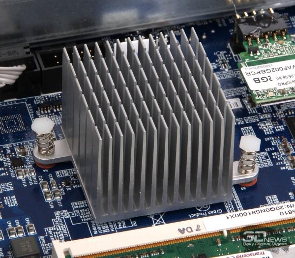 Пассивная система охлаждения процессора