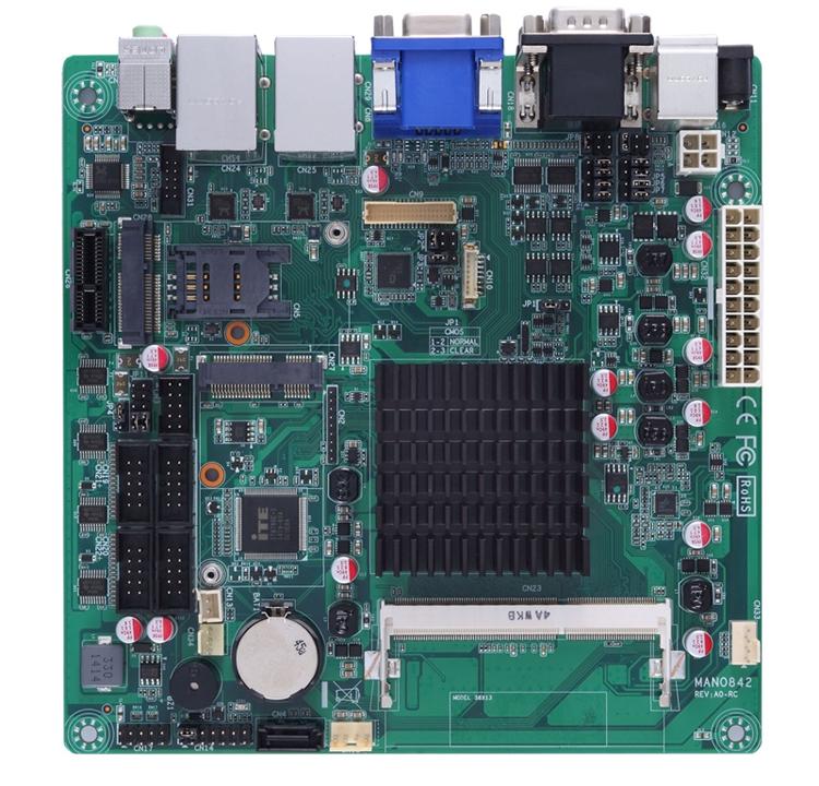 "Плата Axiomtek MANO842 оснащена процессором Intel Bay Trail"""