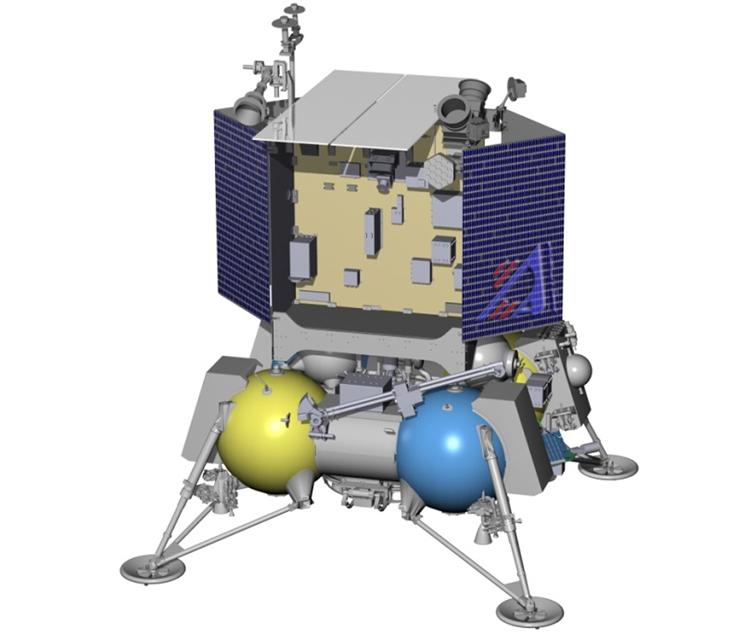 Полномасштабные макеты КА «Луна-Глоб» и РБ «Фрегат-СБ» дебютируют на МАКС-2015