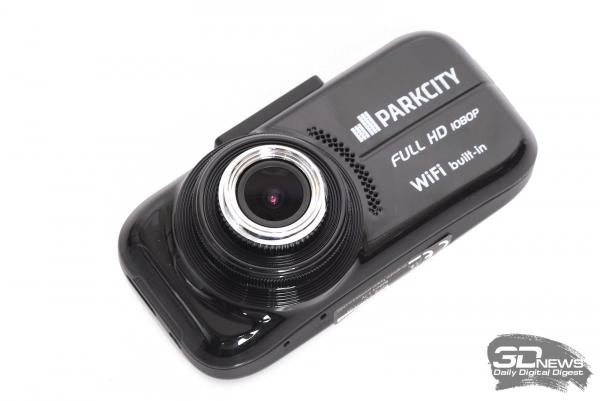 PARKCITY DVR HD 720 – объектив