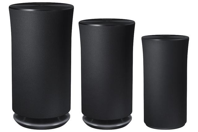 Samsung представила новые беспроводные колонки в линейке Wireless Audio 360