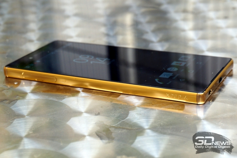 Сони Xperia Z5 Премиум