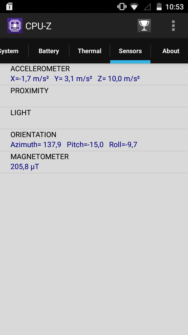Обзор смартфона Senseit E500: в ожидании чуда