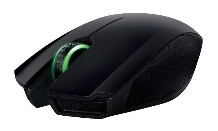 """IFA 2015: Razer представила «самую точную в мире игровую мышь для ноутбуков»"""""""