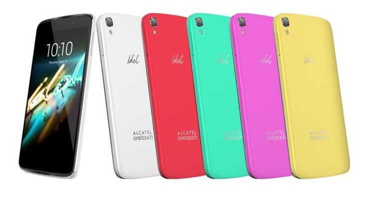 Дебют флагманского смартфона Alcatel OneTouch Idol 3C