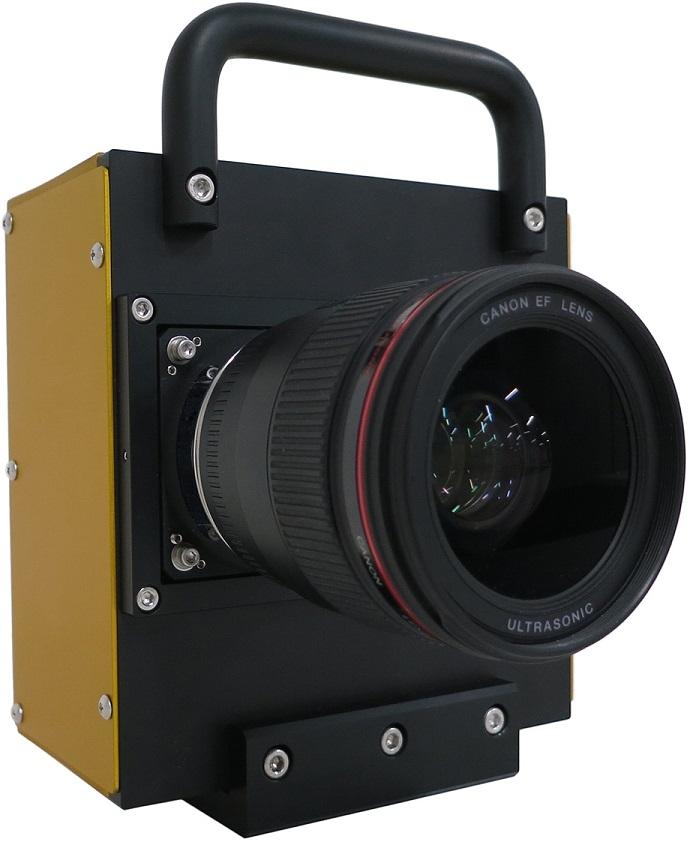 Прототип камеры с 250-Мп сенсором