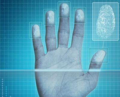 Беспроводное сканирование «пальцев» в смартфонах