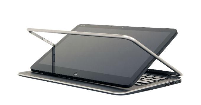 Нынешняя модель Dell XPS 12