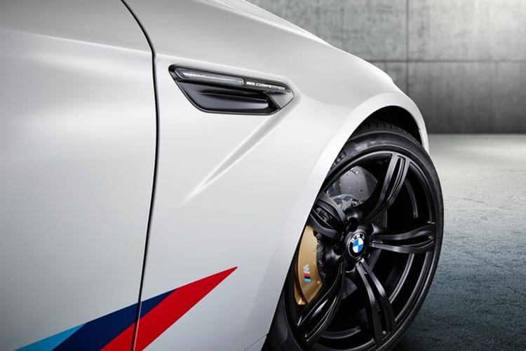 """BMW M6 Coupe Competition Edition: «заряженное» купе мощностью 600 л. с."""""""