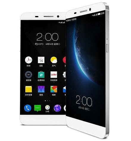 """Смартфон LeTV X500 1S получит процессор Mediatek Helio X10 и 1080p-дисплей"""""""