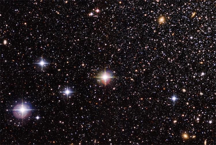 Физическая природа звезд картинки