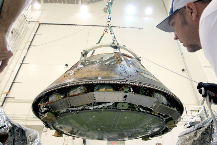 NASA: пилотируемый запуск корабля Orion может быть отложен на два года