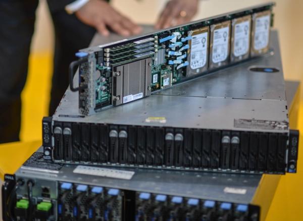 Dell Copper: Сервер на базе процессоров ARM Cortex