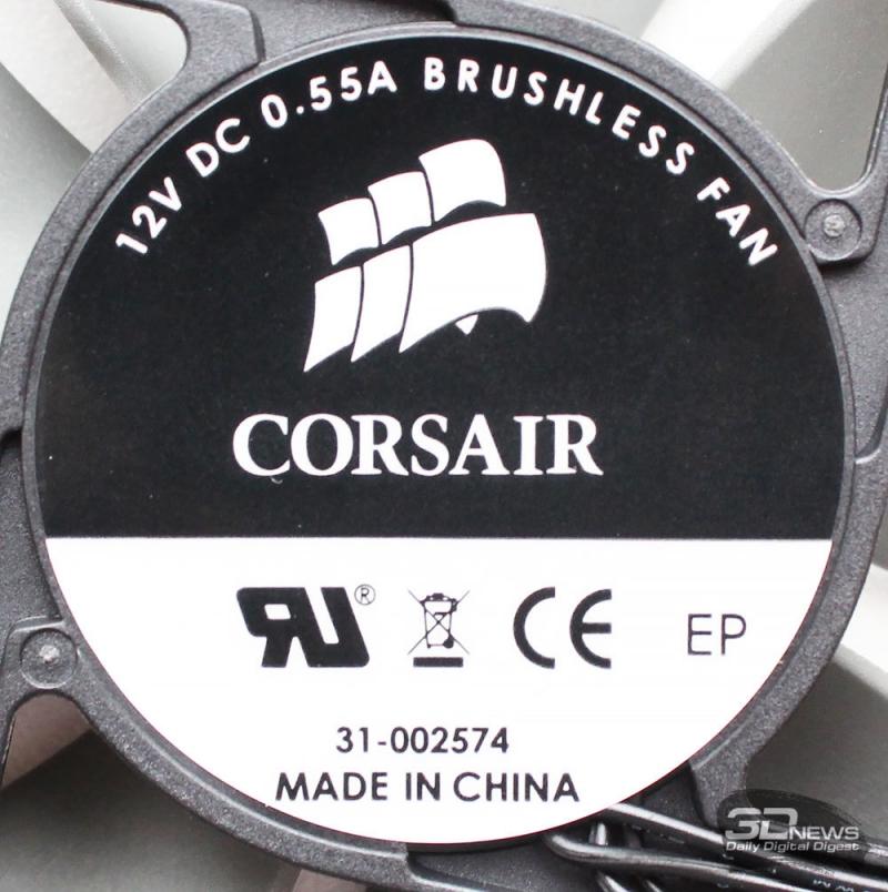 """Система жидкостного охлаждения Corsair Hydro Series H110i GT: форсированный охладитель"""""""