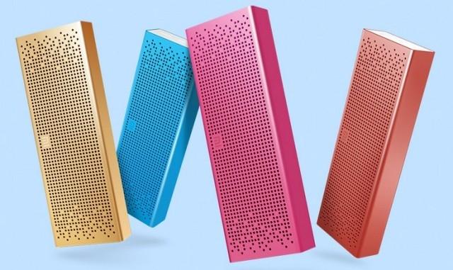 """Ассортимент Xiaomi дополнился беспроводной акустикой Mi Bluetooth Speaker"""""""