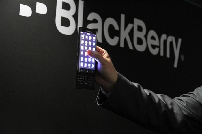 BlackBerry засвидетельствовала информацию о создании нового смартфона при поддержке ОС Android