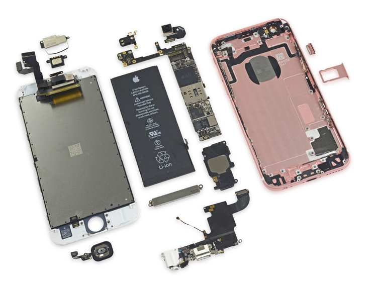 Где найти iphone 6s