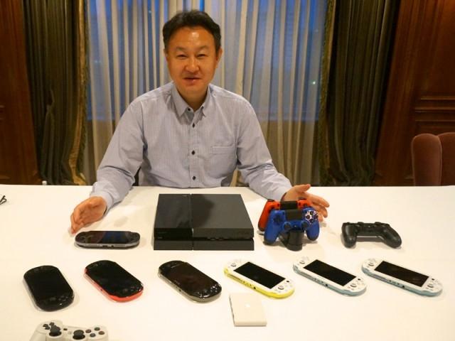 """Sony не видит перспектив для выпуска преемника консоли PlayStation Vita"""""""