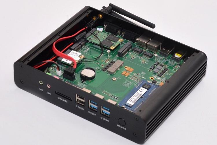 Производительный мини-компьютер с чипом Intel Core i7