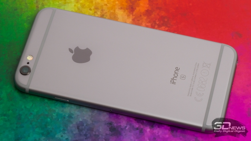 "Экспресс-обзор Apple iPhone 6s"""