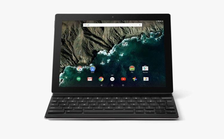 """Google Pixel C: мощный 10,2"""" Android-планшет с внешней клавиатурой"""""""