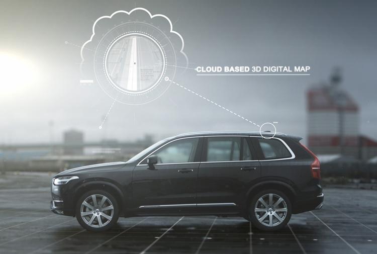"""Автомобили Volvo с автопилотом выедут на дороги Швеции в 2017 году"""""""