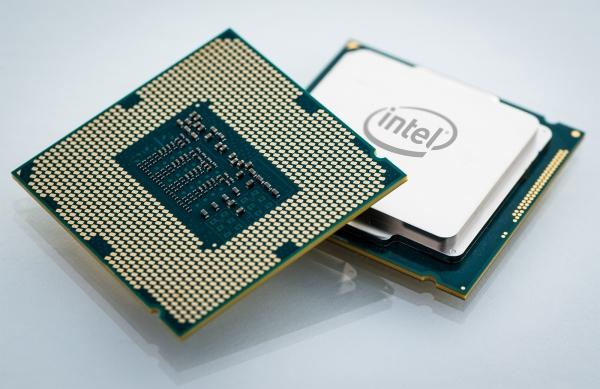 Микропроцессоры Intel