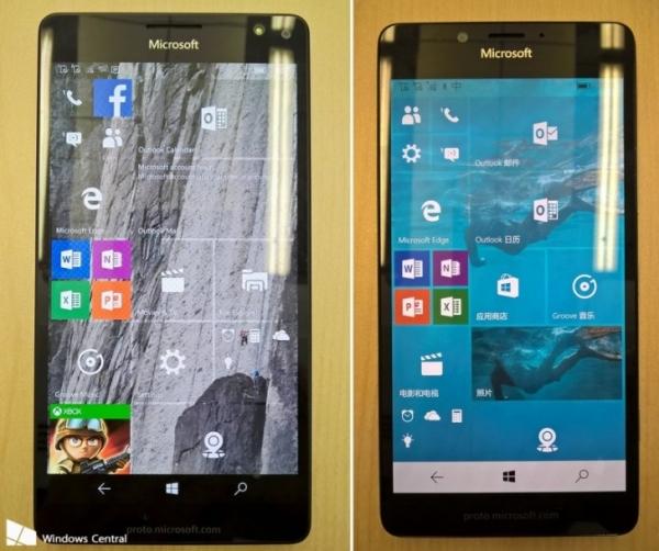 Microsoft Lumia 950 и 950 X