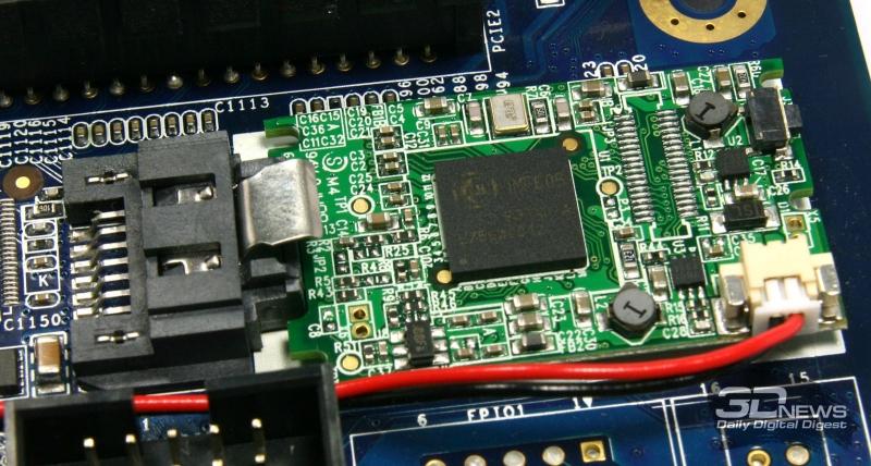Твердотельный модуль DOM для хранения операционной системы