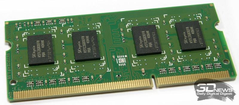 Предустановленный модуль оперативной памяти DDR3L-1600 ADATA ADDS1600C2G11-BHYE