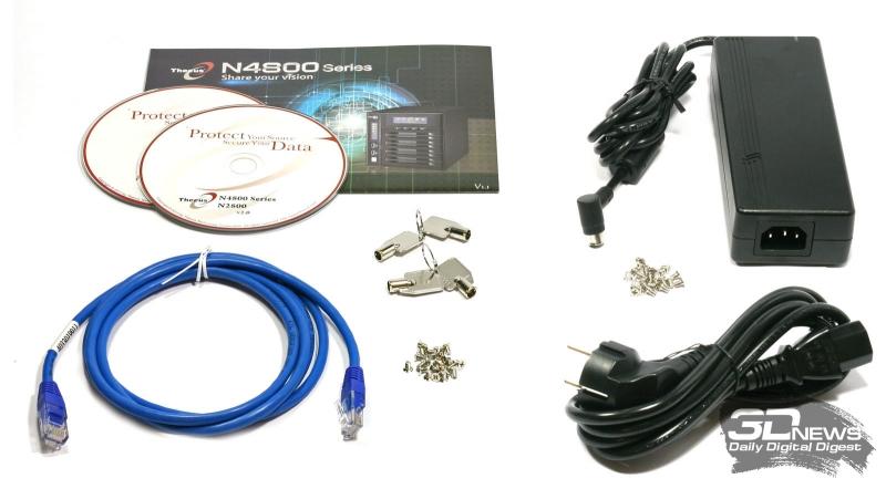 Комплект Thecus N4800ECO