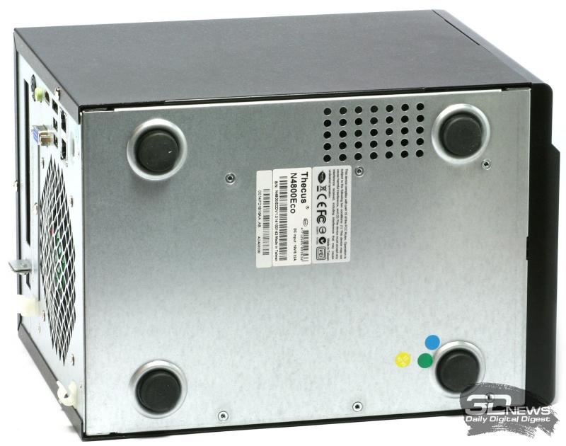 Внешний вид NAS Thecus N4800ECO